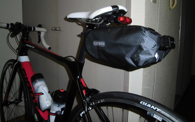 ORTLIEB Saddle Bag L Appearance 3