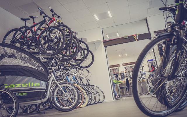 ロードバイクバイクステーションヘッダ