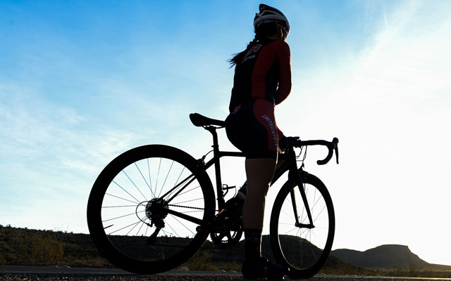 冬場のロードバイクのトレーニングヘッダ