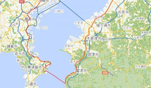 東京湾一周-一度はチャレンジしたいワンイチコース