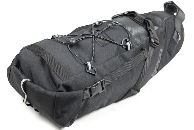 バイクパッキングR250サドルバッグ