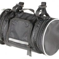 ワールドサイクルのR250ドラム型フロントバッグ試用レビュー