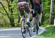 ロードバイクは恥骨で座ると安定する
