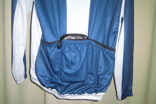 R250防水スマートライドポーチバックポケット収納